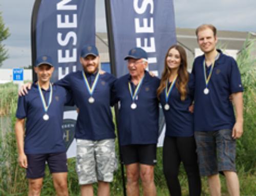 Huisman Etech wint Heesen Yachts Bedrijven Roeiregatta